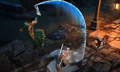 Castlevania: Lords of Shadow - Mirror of Fate - Voci dal Sottobosco