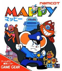 Mappy per Sega Game Gear