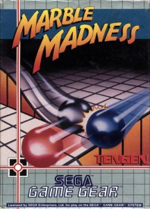 Marble Madness per Sega Game Gear