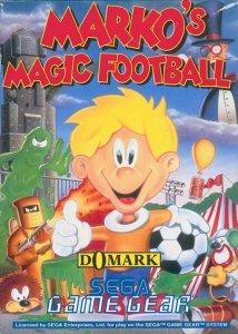Marko's Magic Football per Sega Game Gear