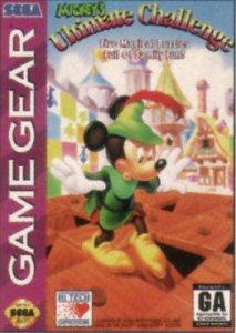 Mickey's Ultimate Challenge per Sega Game Gear
