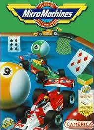 MicroMachines per Sega Game Gear