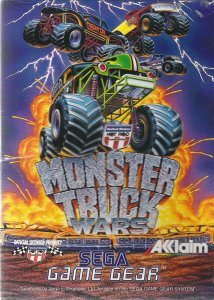 Monster Truck Wars per Sega Game Gear
