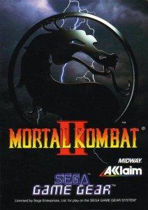 Mortal Kombat II per Sega Game Gear