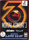 Mortal Kombat 3 per Sega Game Gear