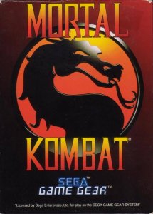 Mortal Kombat per Sega Game Gear