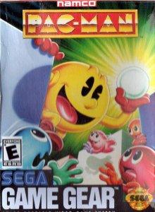 Pac-Man per Sega Game Gear