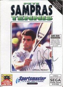 Pete Sampras Tennis per Sega Game Gear