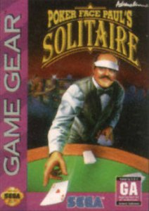 Poker Face Paul's Solitaire per Sega Game Gear