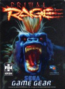 Primal Rage per Sega Game Gear