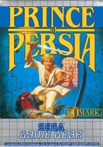 Prince of Persia per Sega Game Gear