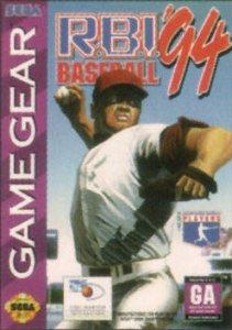 RBI Baseball '94 per Sega Game Gear