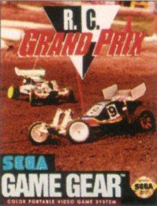 R.C. Grand Prix per Sega Game Gear
