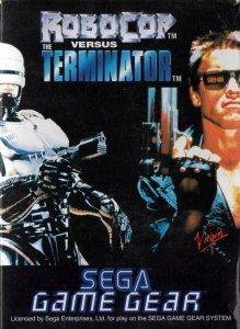 Robocop Vs Terminator per Sega Game Gear