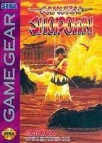 Samurai Shodown per Sega Game Gear
