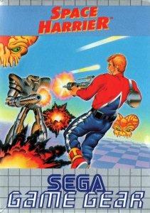 Sega Ages: Space Harrier per Sega Game Gear