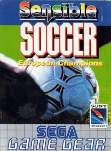 Sensible Soccer: European Champions 92/93 per Sega Game Gear
