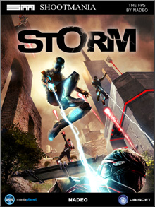 ShootMania Storm per PC Windows