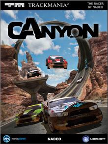 TrackMania 2: Canyon per PC Windows