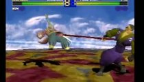 Battle Arena Toshinden - Video del gameplay