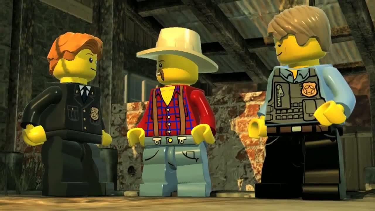 Lego city undercover soluzione wii u
