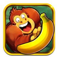 Banana Kong per iPhone