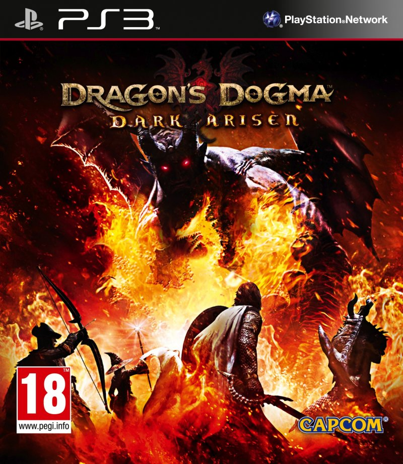 Dragon's Dogma: Dark Arisen - Video, data e packshot per la versione retail
