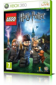 LEGO Harry Potter: Anni 1-4 per Xbox 360