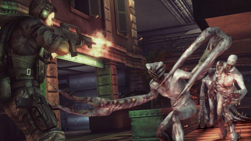 Resident Evil: Revelations per Wii U supporterà il gioco su GamePad a TV spenta