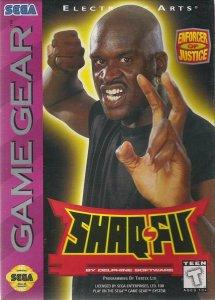 Shaq-Fu per Sega Game Gear