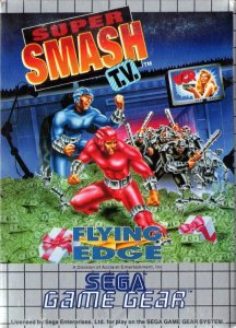 Smash TV per Sega Game Gear