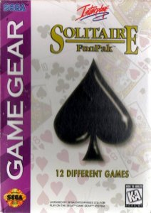 Solitaire FunPak per Sega Game Gear