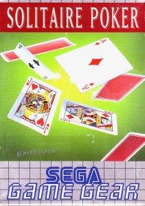 Solitaire Poker per Sega Game Gear