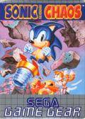 Sonic The Hedgehog Chaos per Sega Game Gear