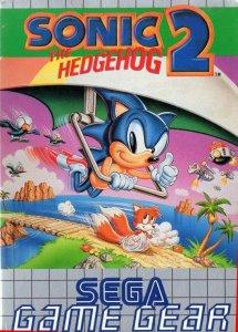 Sonic the Hedgehog 2 per Sega Game Gear