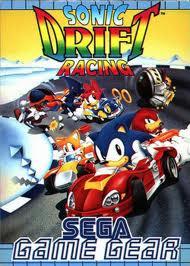 Sonic Drift Racing per Sega Game Gear