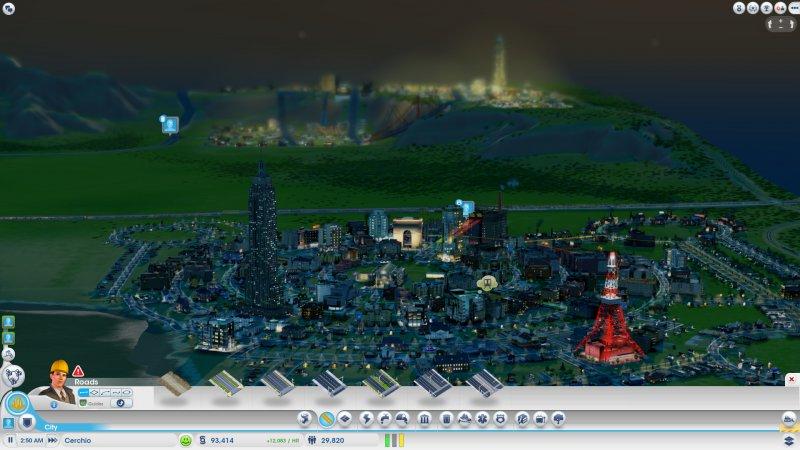 La fine di SimCity