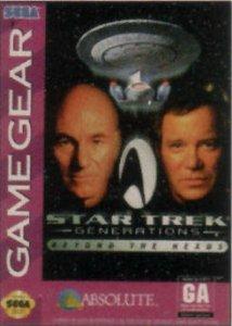 Star Trek Generations: Beyond the Nexus per Sega Game Gear