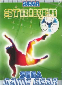 Striker per Sega Game Gear