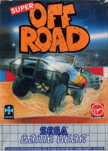 Super Off Road per Sega Game Gear