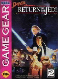 Super Star Wars: Return of the Jedi per Sega Game Gear