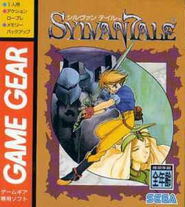 Sylvan Tale per Sega Game Gear