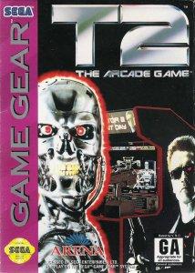 T2: The Arcade Game per Sega Game Gear