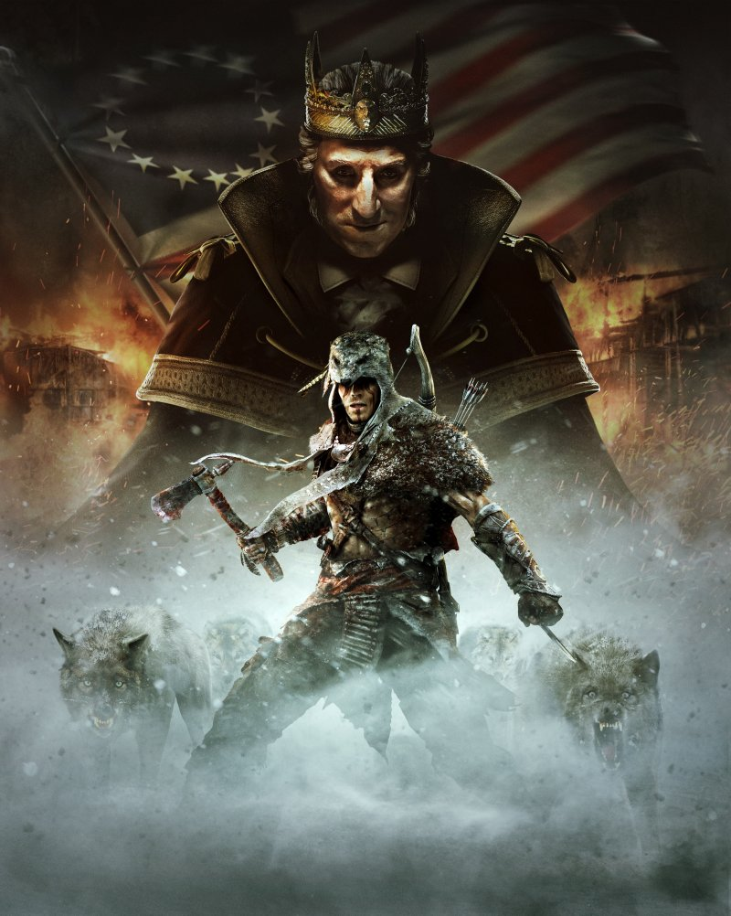 Annunciata la data d'uscita di 'La Tirannia di Re Washington', il terzo DLC per Assassin's Creed III