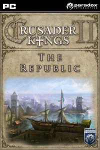 Crusader Kings II: The Republic per PC Windows