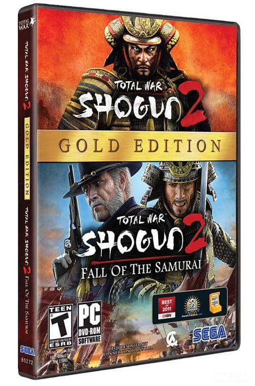 Total War: Shogun 2 - Gold Edition a marzo