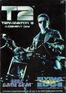 Terminator 2: Judgment Day per Sega Game Gear