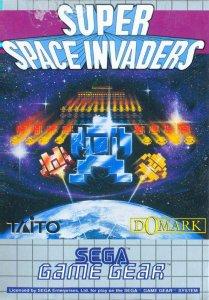 Taito's Super Space Invaders per Sega Game Gear