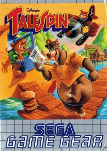 TaleSpin per Sega Game Gear