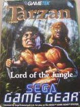 Tarzan per Sega Game Gear